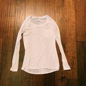 LULULEMON Bright White Long Sleeve
